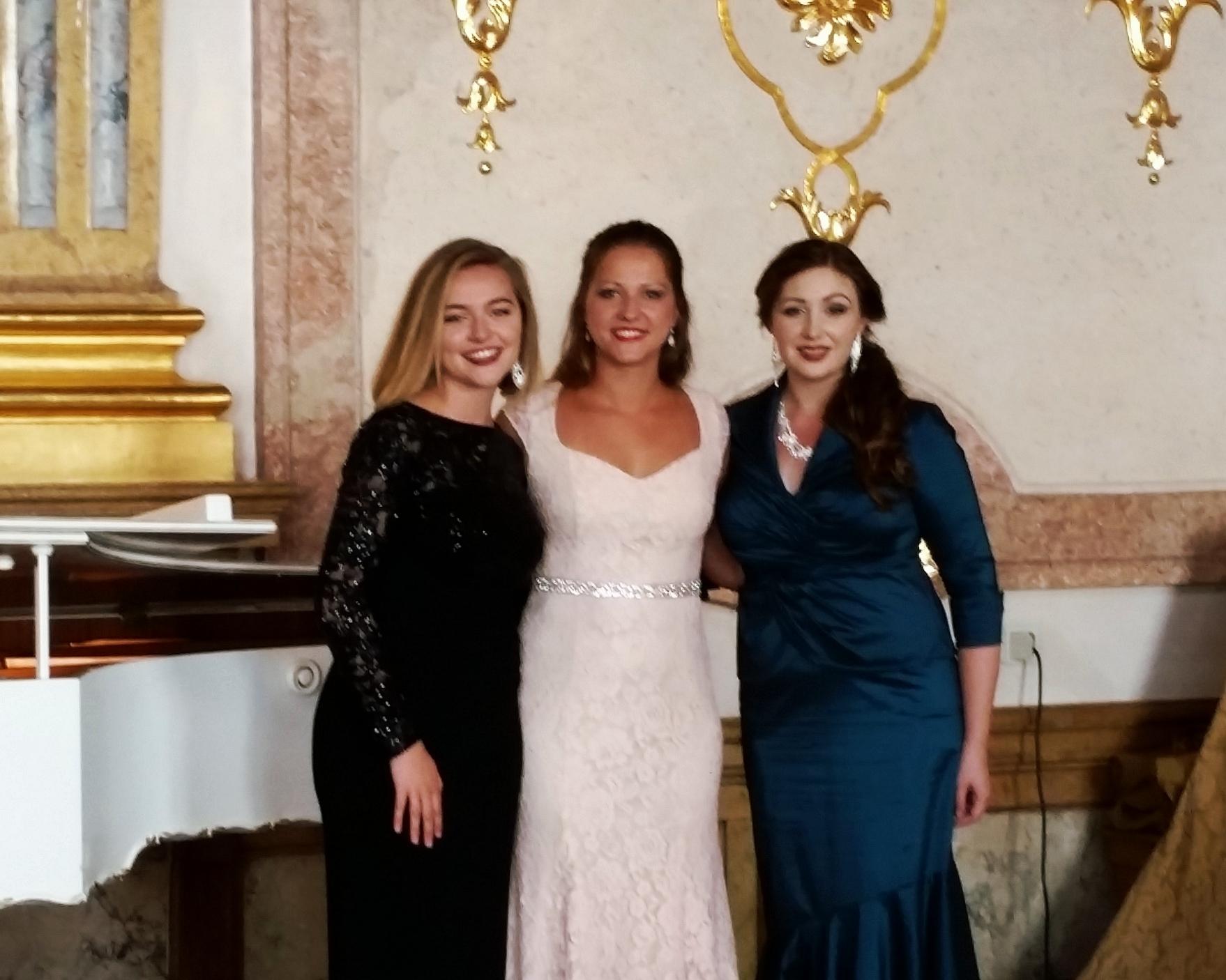 Schloss Mirabell Preisträger-Konzert