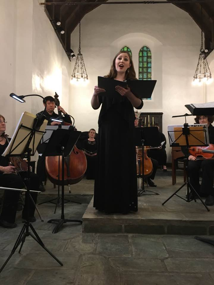 Bach Cantata No. 94 with members of Emmanuel Music