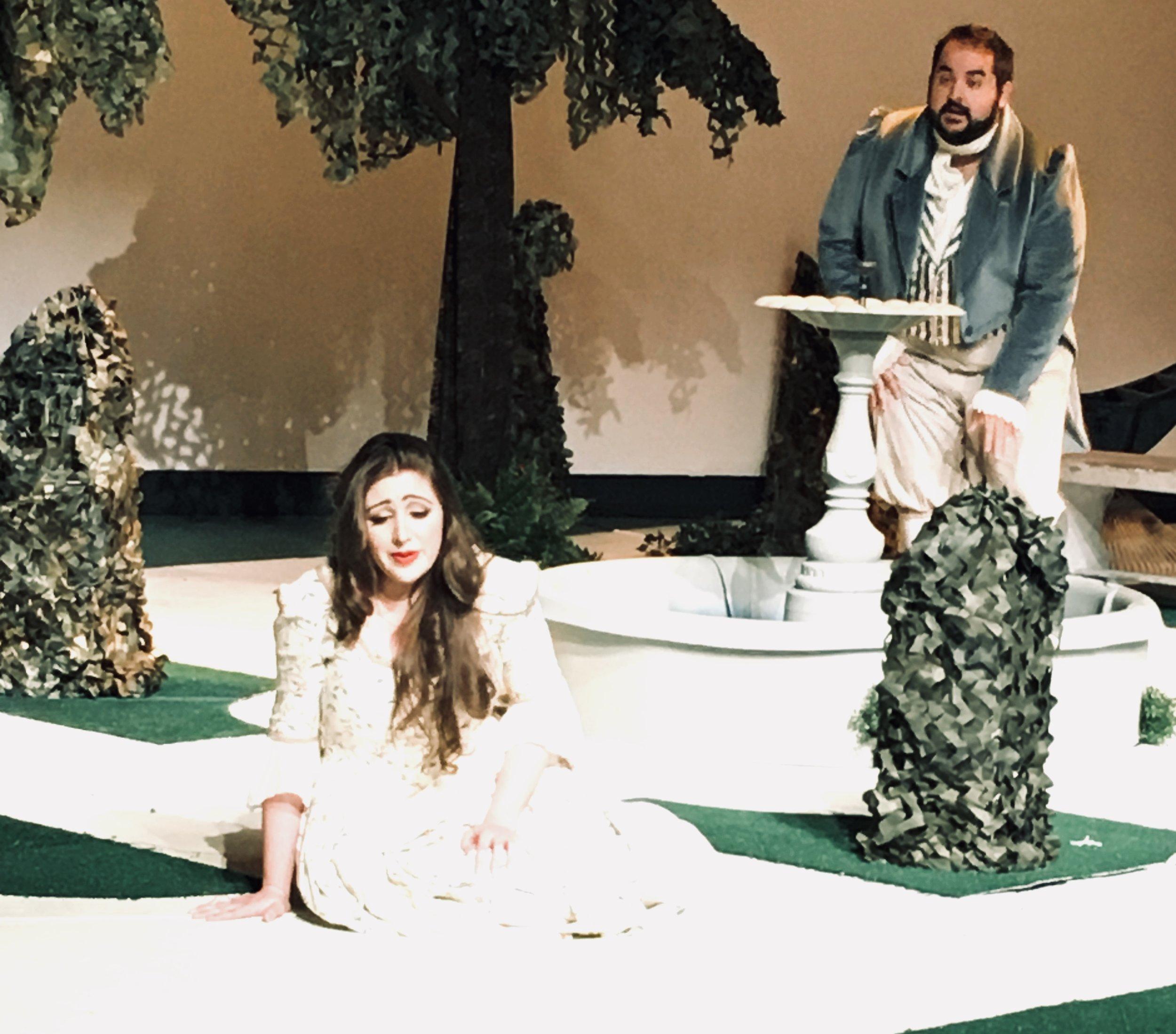 Sandrina,  Die Gärtnerin aus Liebe (La finta giardiniera)