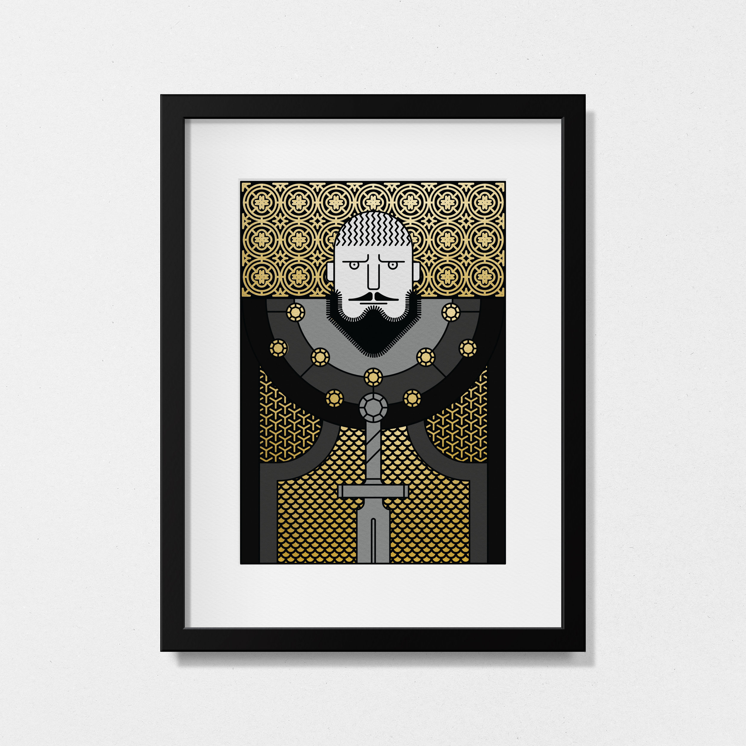 $130 + FREE SHIPPING MACBETH | KING OF SCOTLAND
