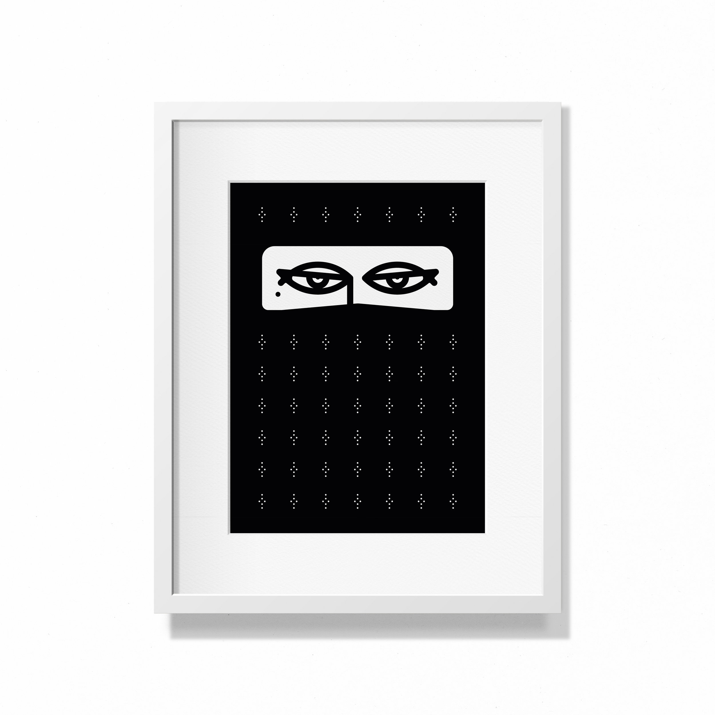 $250 WOMEN IN NIQAB | 5 POSTERS