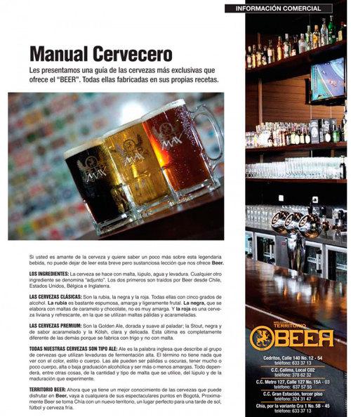 Revista Soho, 2012