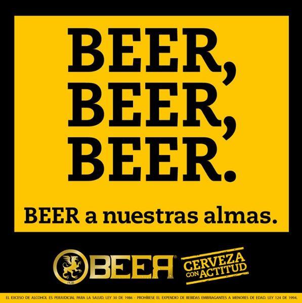 Beer a nuestras Almas