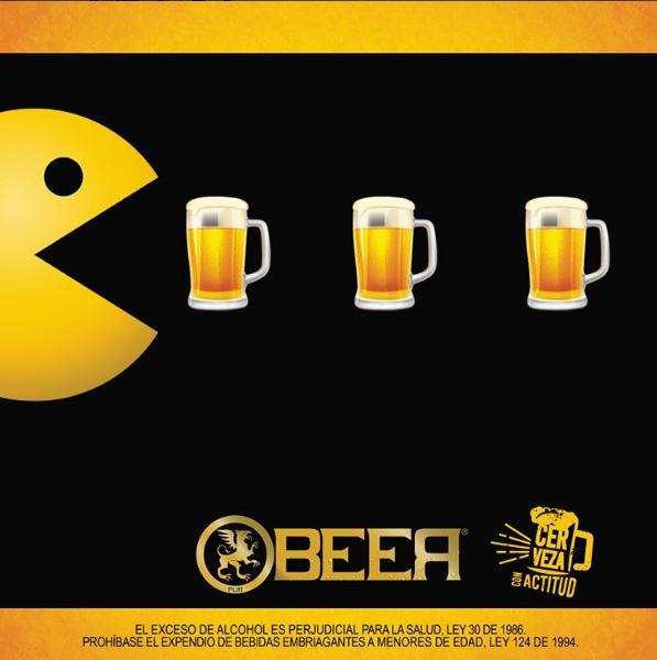 Pacman Cervecero