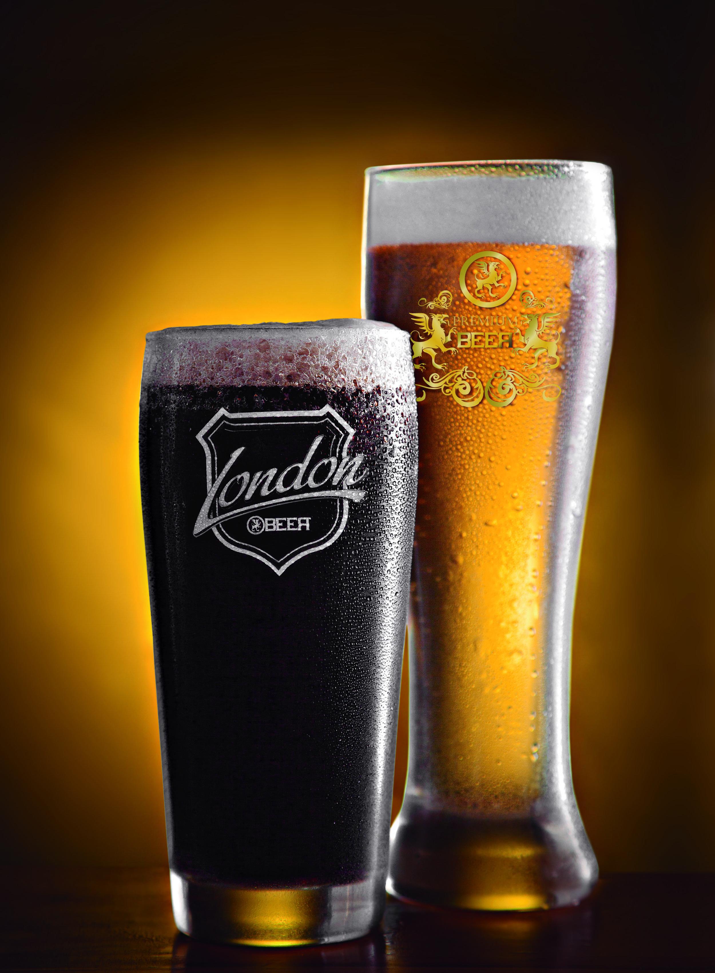 cerveza beer london y beer premium