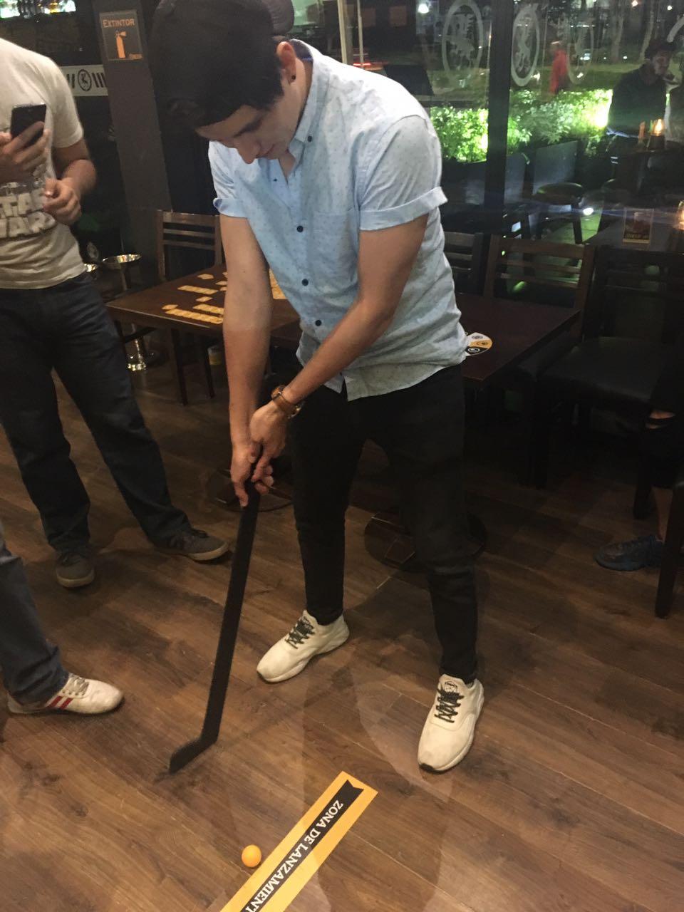 golfito Juegos de la sed BEER