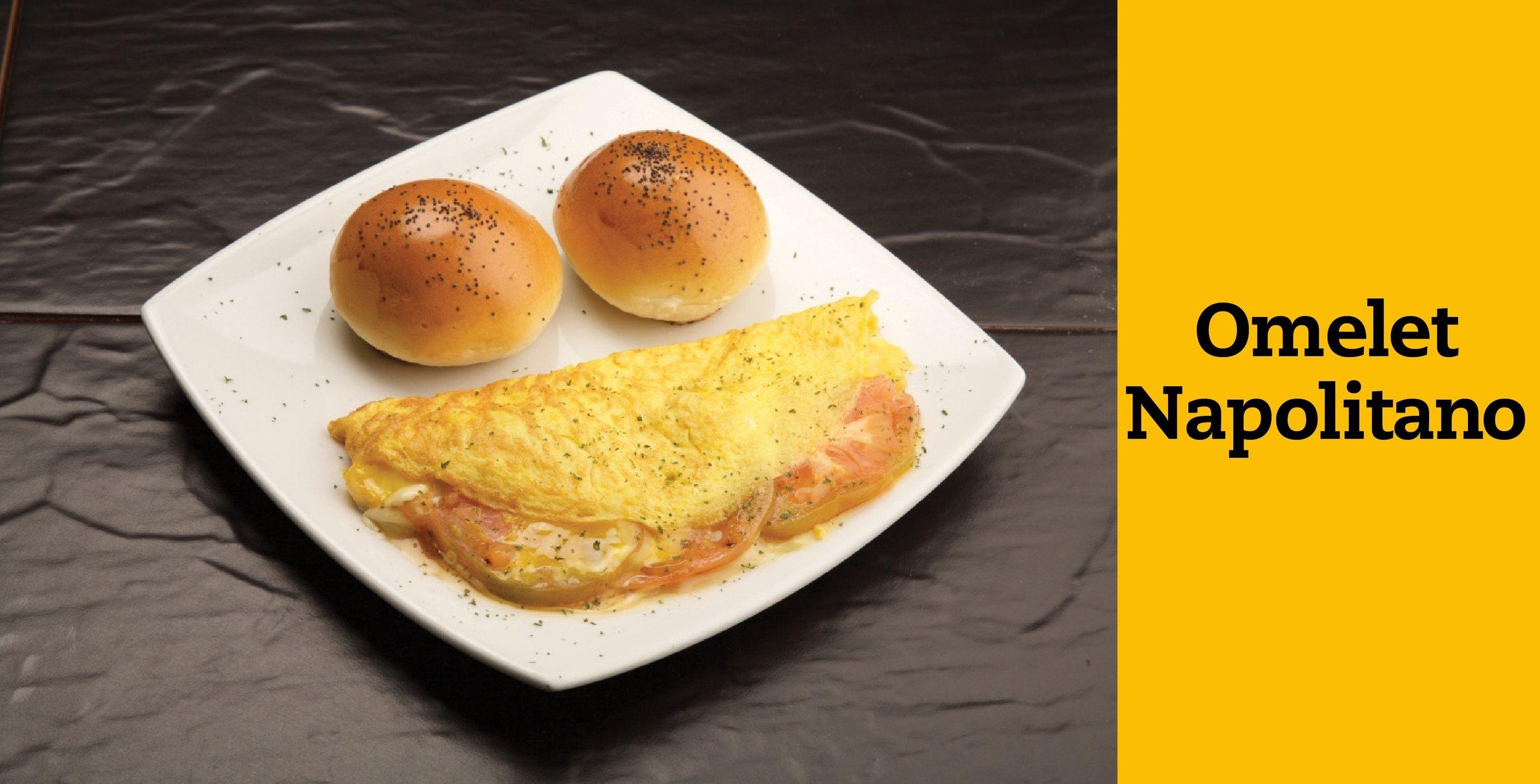 beer-desayuno jm cordova-omelet napolitano