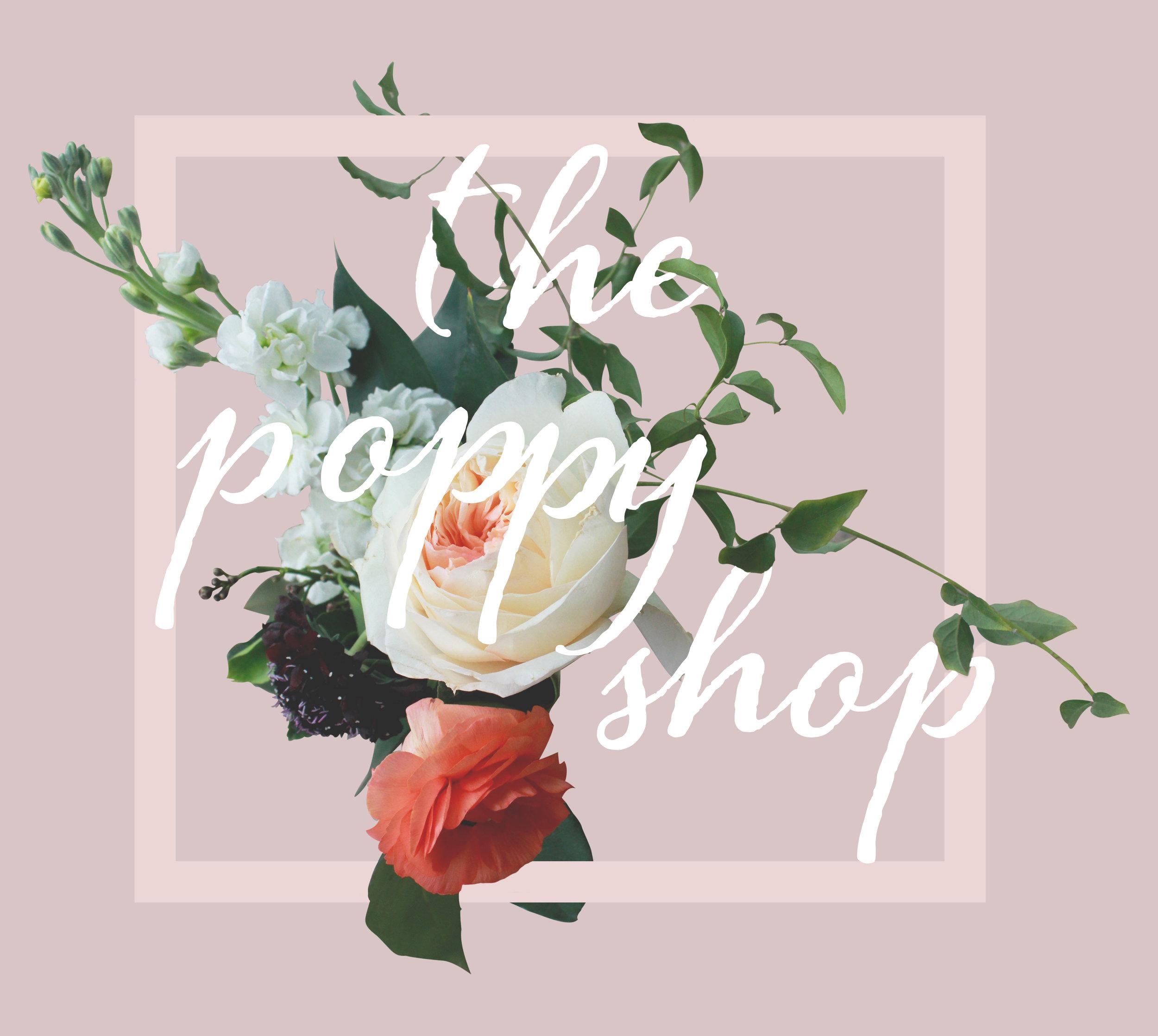 PC: Mary Elizabeth Jones of the Poppy Shop.