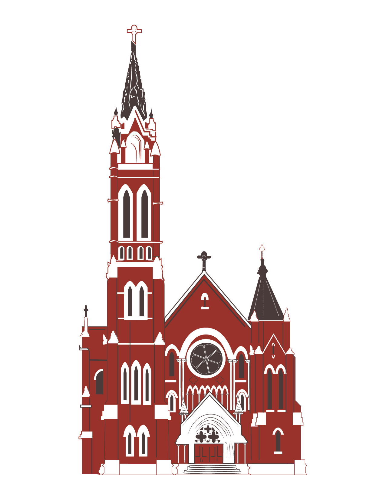 Dallas Cathedral Architectural drawing for insta.jpg