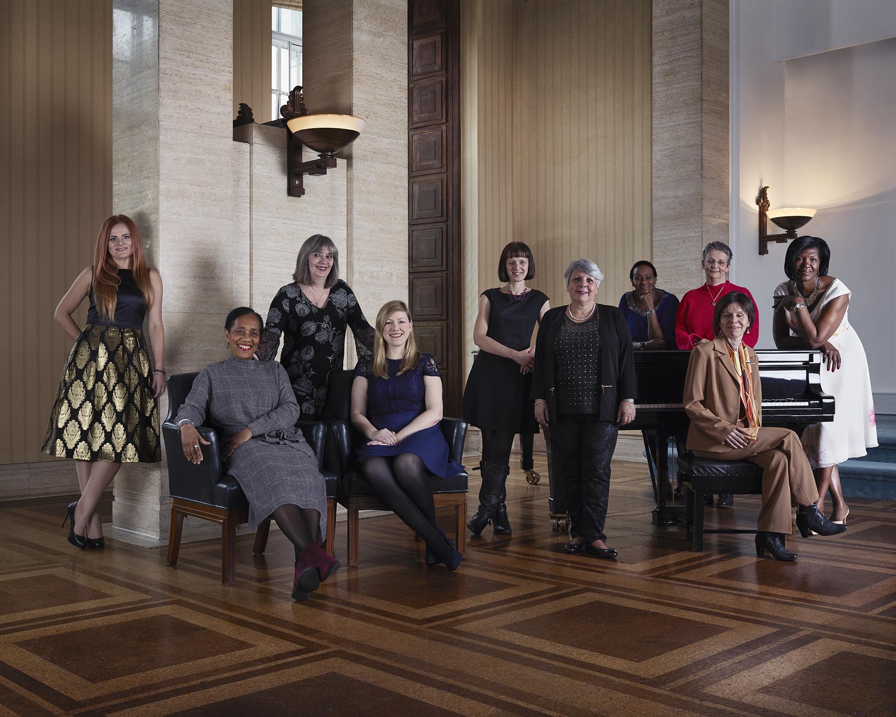 University of London WOMEN OF SENATE HOUSE_Group.jpg