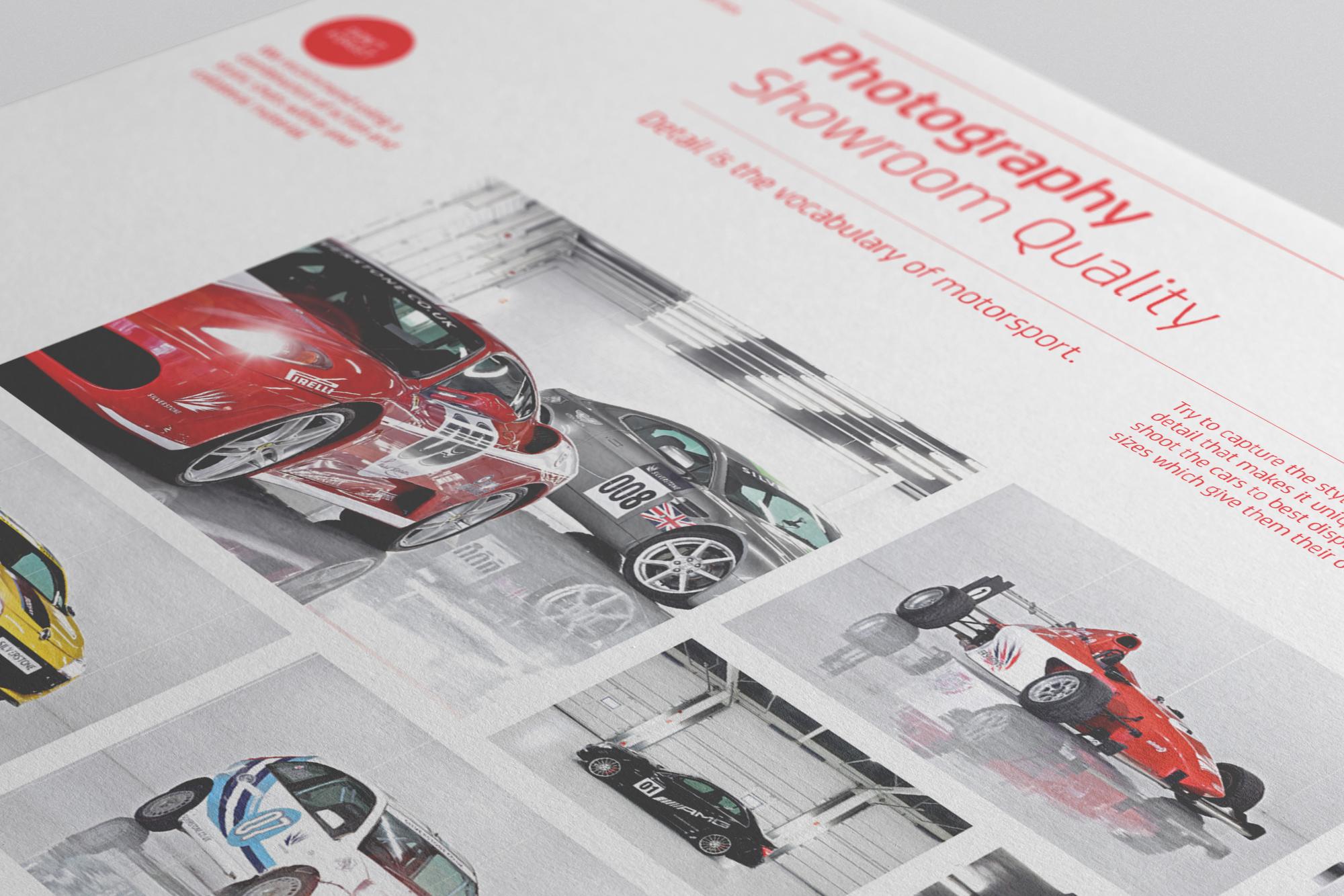 Mosaic creates Silverstone Brand Identity 2