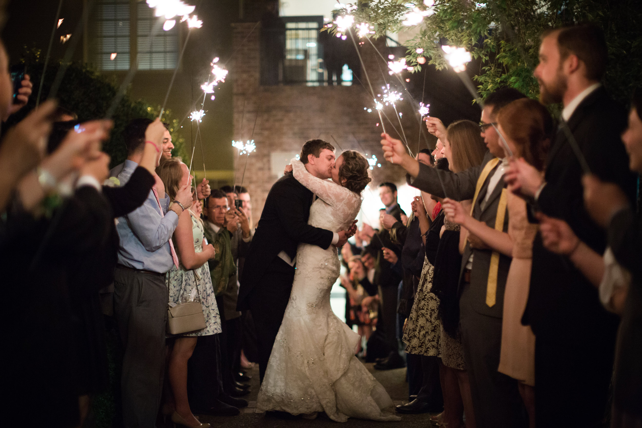 """Hannah and Ryan have been our friends from when we studied together at Georgia Tech. They went to my twin sister's wedding and now Joseph and I had the pleasure to have them come to our wedding as our photographers. They were outstanding.  Hannah met with me and customized her hours to make sure they took the best pictures possible. They sent us their itinerary, competitive cost, & a wedding questionnaire.  Day of they arrived and took beyond incredible pictures. They had professional attire, tools, and an awesome attitude.  After the wedding they even sent Joseph & I a gift to remember our special day. This was a total surprise!  We can not recommend them enough. They go above and beyond. We will definitely ask that they be our photographers again.  Thank you Hannah & Ryan!!""  -Jenny"