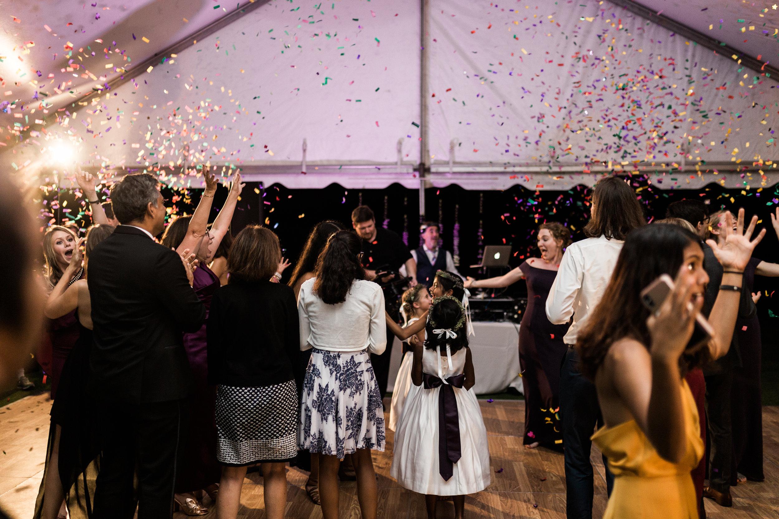 receptions -
