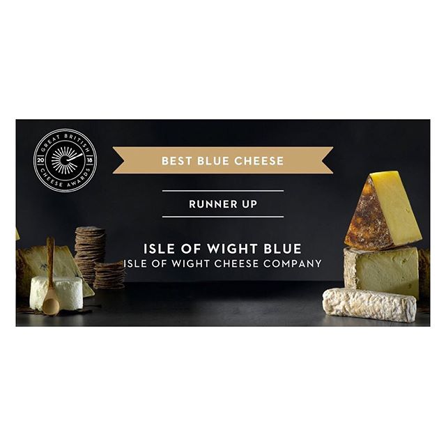 So close!! Massive congrats to our friends @dorsetbluevinny for picking up this award. Very well deserved! Great awards do @gbchefs 🙏👏👏 #greatbritishcheeseawards