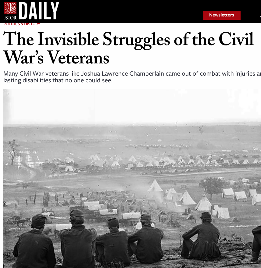 The Invisible Struggles of the Civil War's Veterans