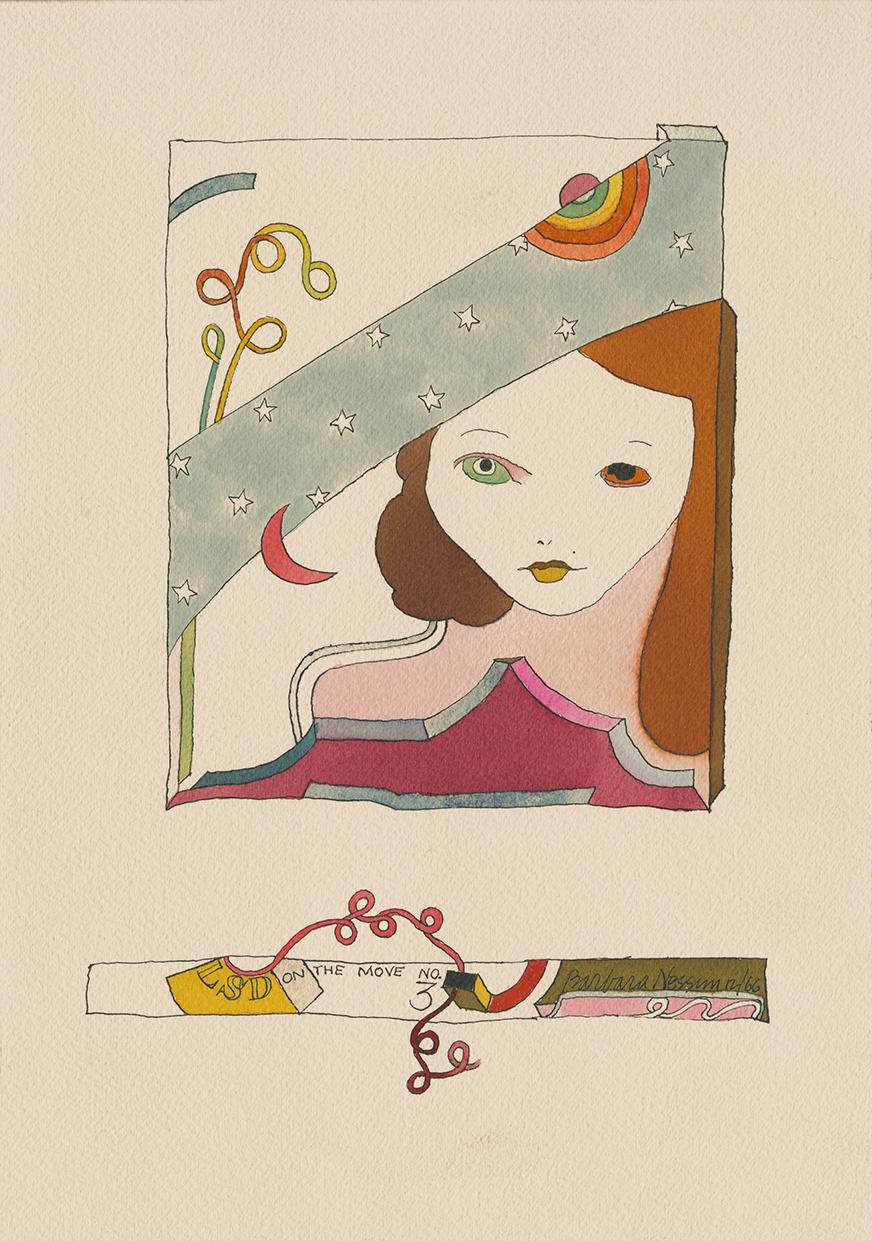 <i>LSD on the Move No. 3</i>, 1967