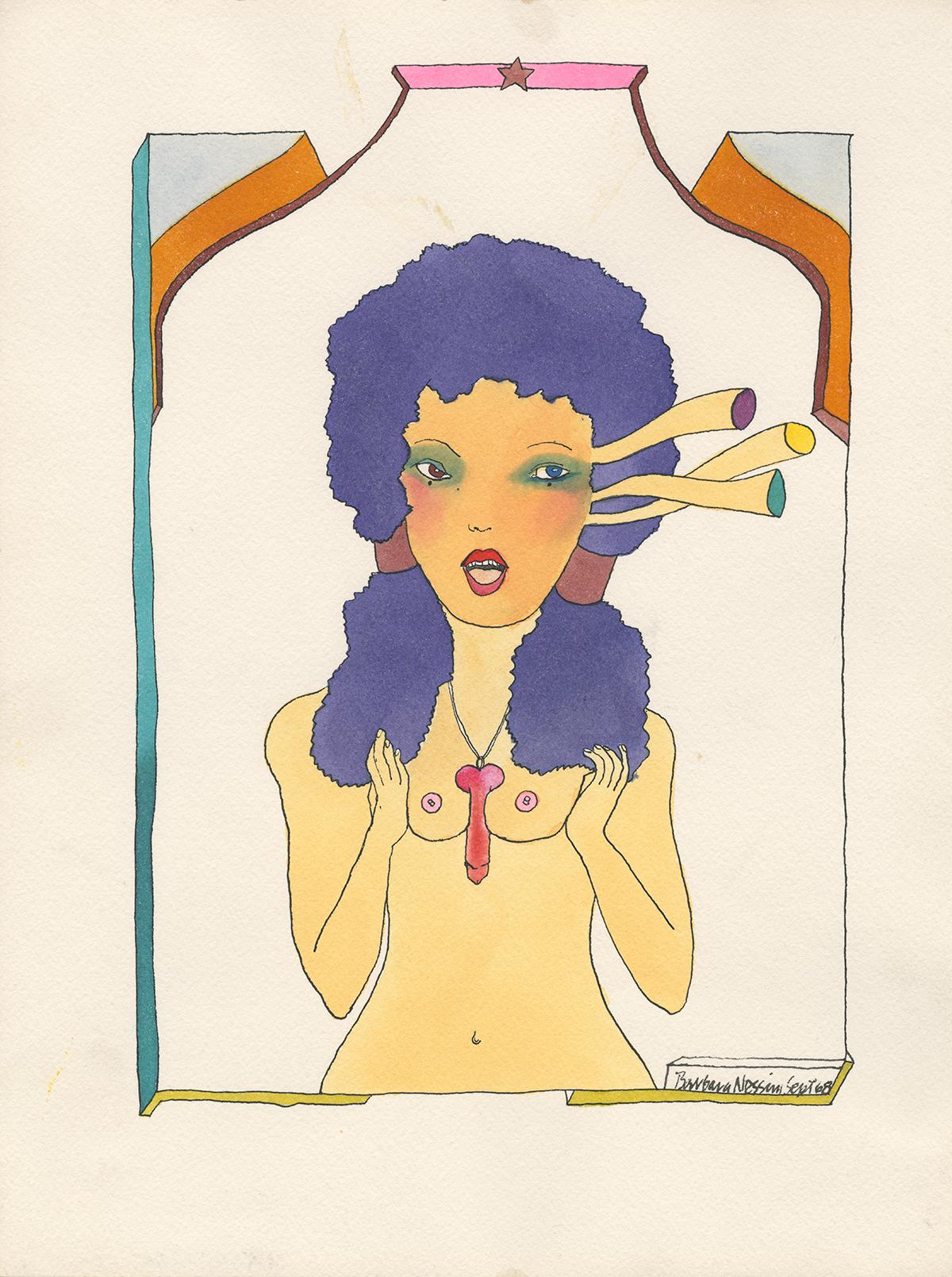 <i>Sex Object</i>, 1968