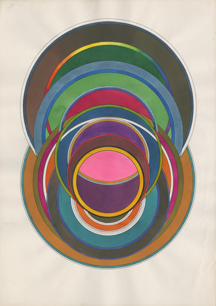 <I>Two Universes</I>, 1968