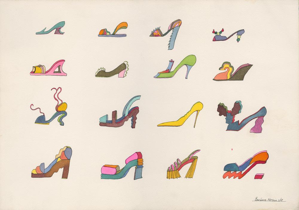 <i>Saw Heel + 19</i>, 1969