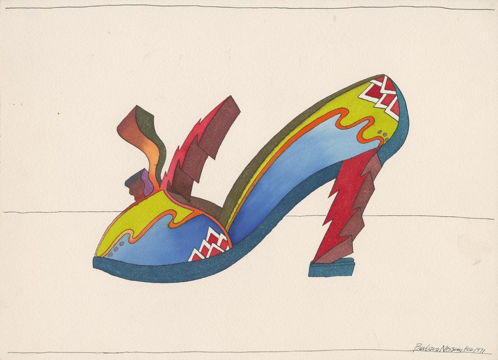 <i>Shoe with Energy</i>, 1971