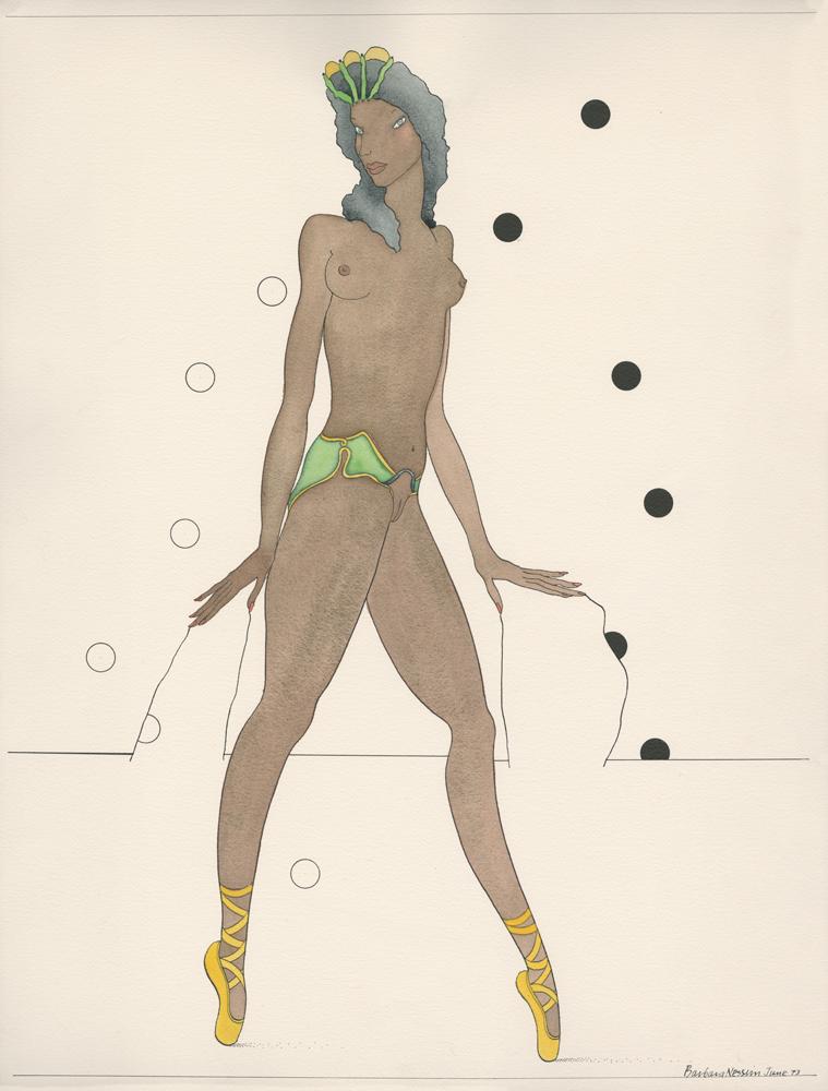 <i>Black and White Moons</i>, 1973