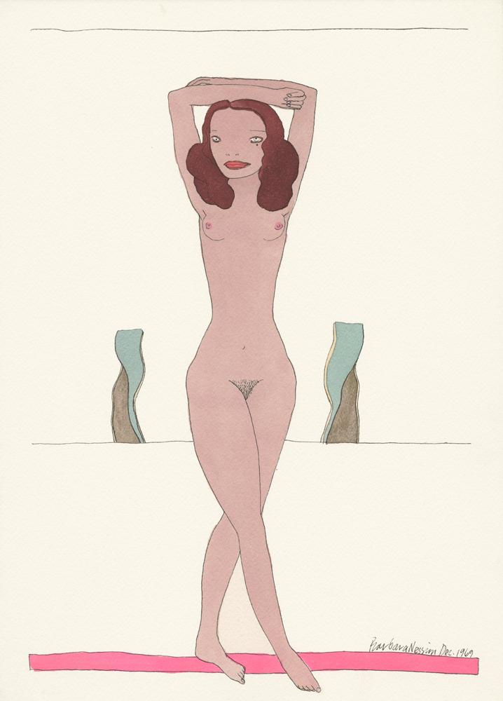 <I>She Reminds me of Anita</I>, 1969