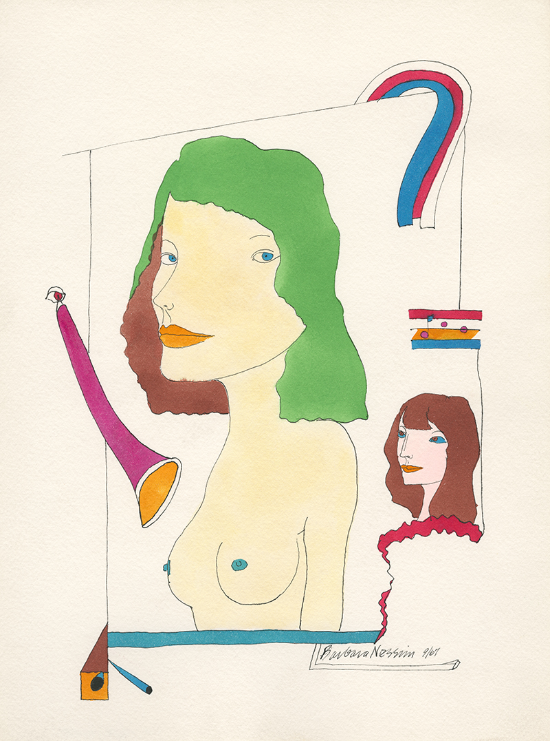 <I>Green Hair Isn't Everything</I>, 1967