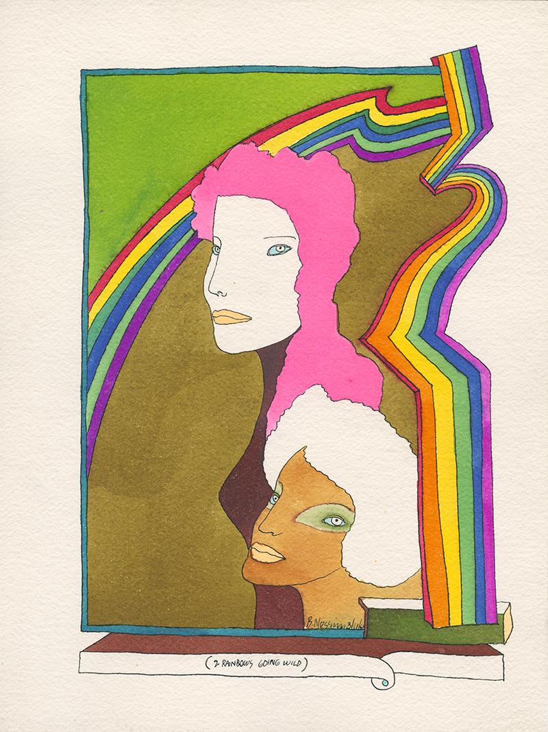 <I>2 Rainbows Going Wild</I>, 1968