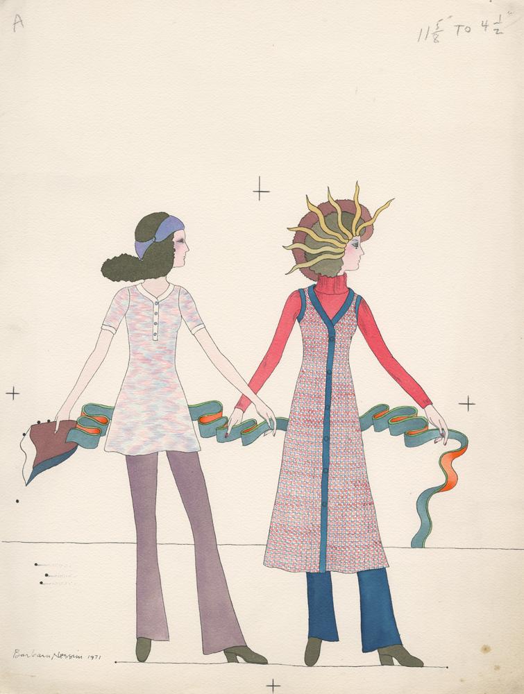 <I>Skirting the Midi</I>, 1971