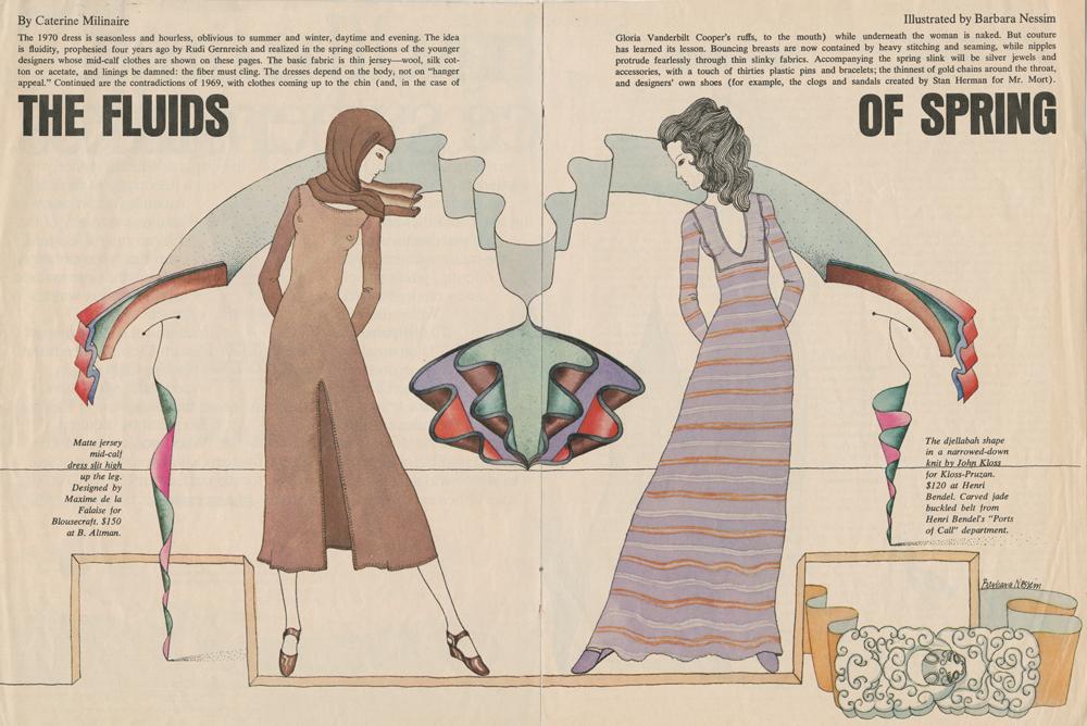 <I>The Fluids of Spring</I>, 1970