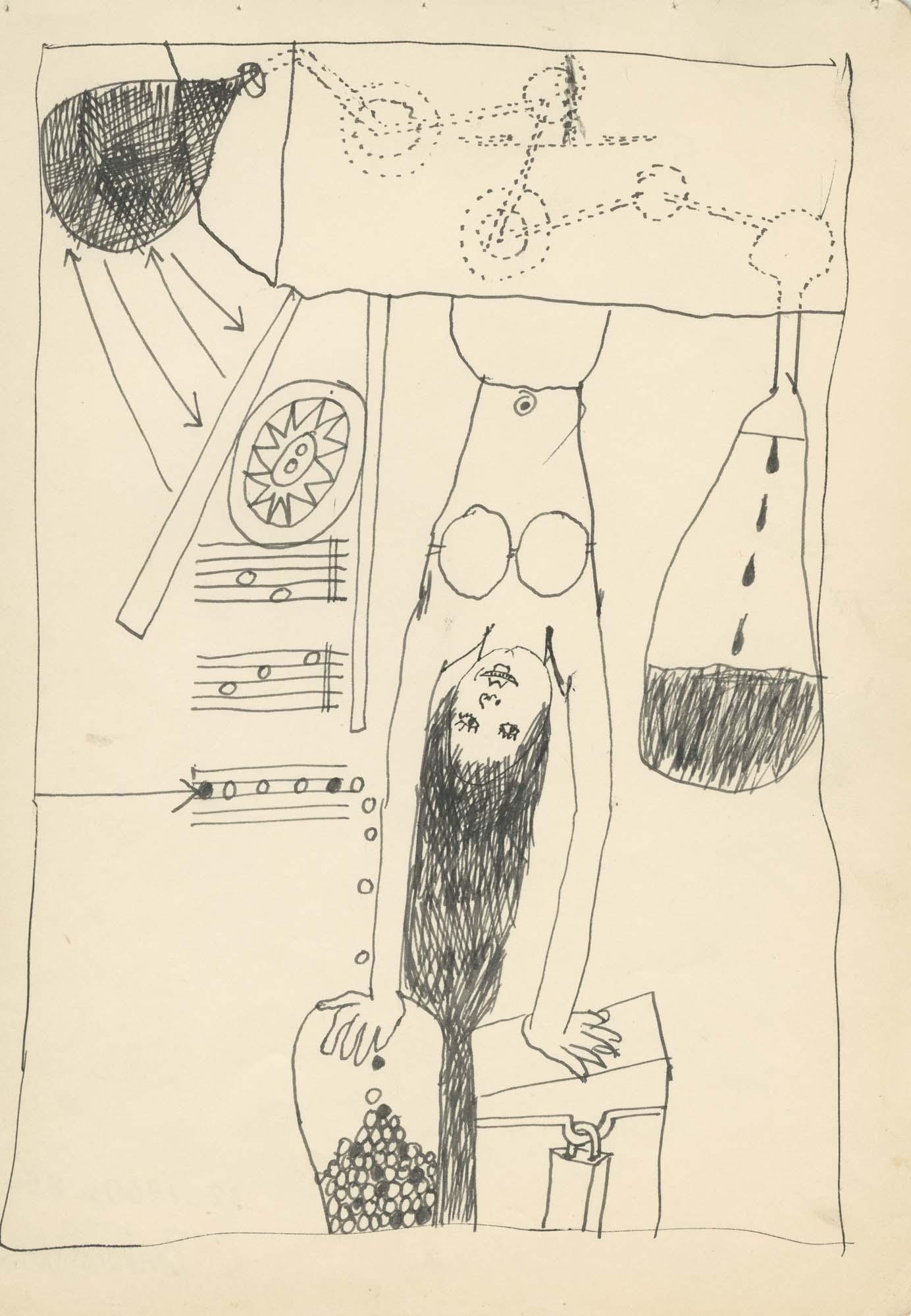 <i>Music, Gumballs and Blood</i>, 1960