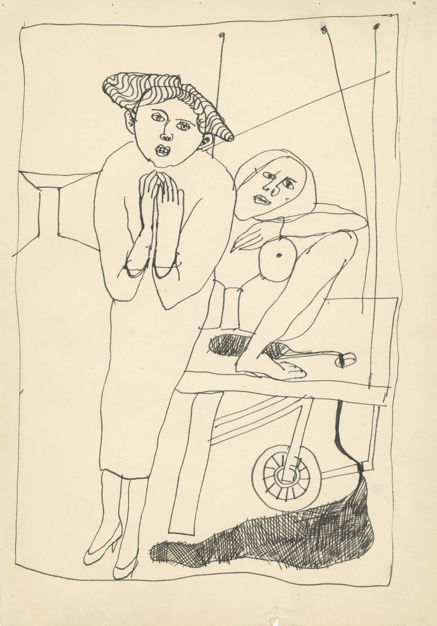 <i>Blood on the Sheets</i>, 1960