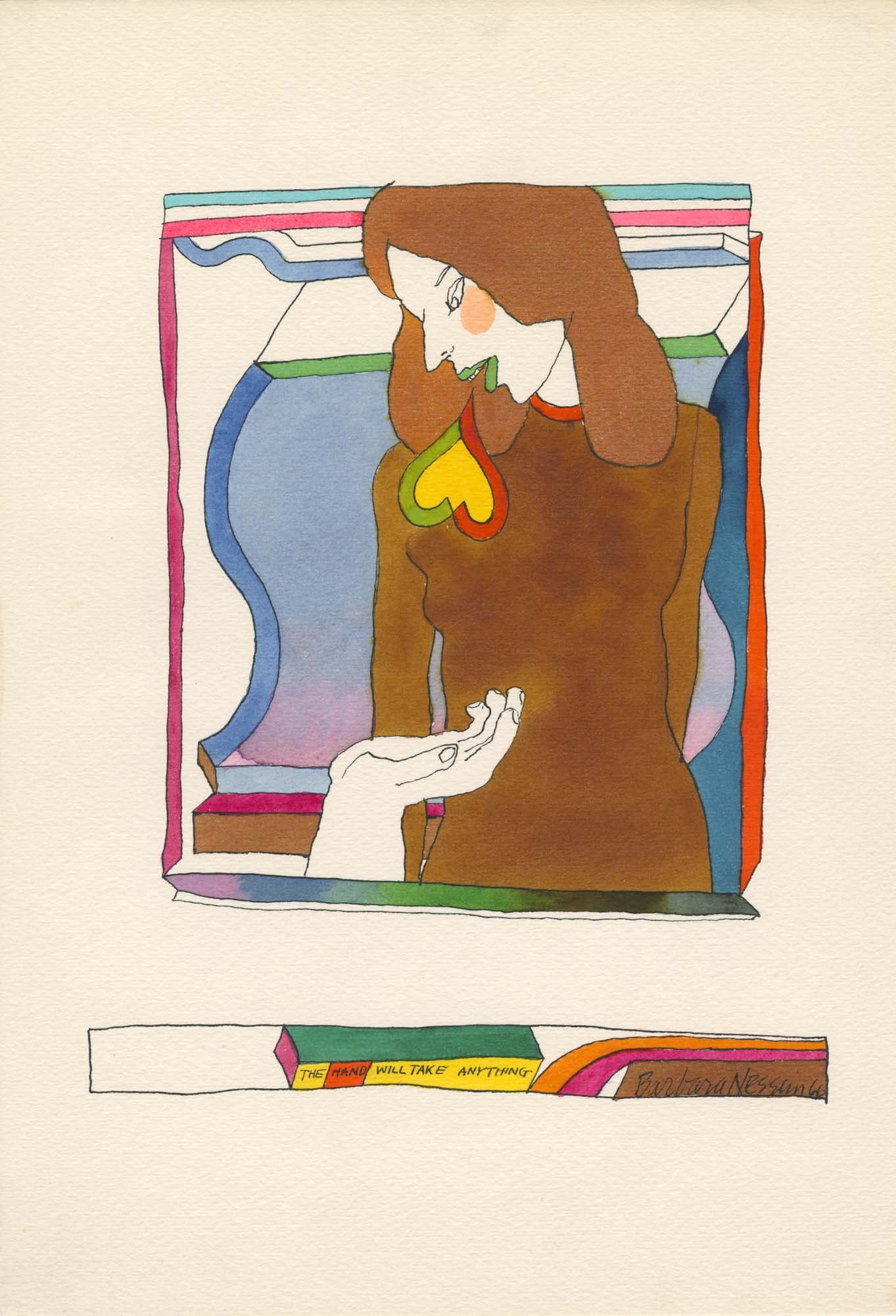 <i>This Hand will Take Anything</i>, 1966