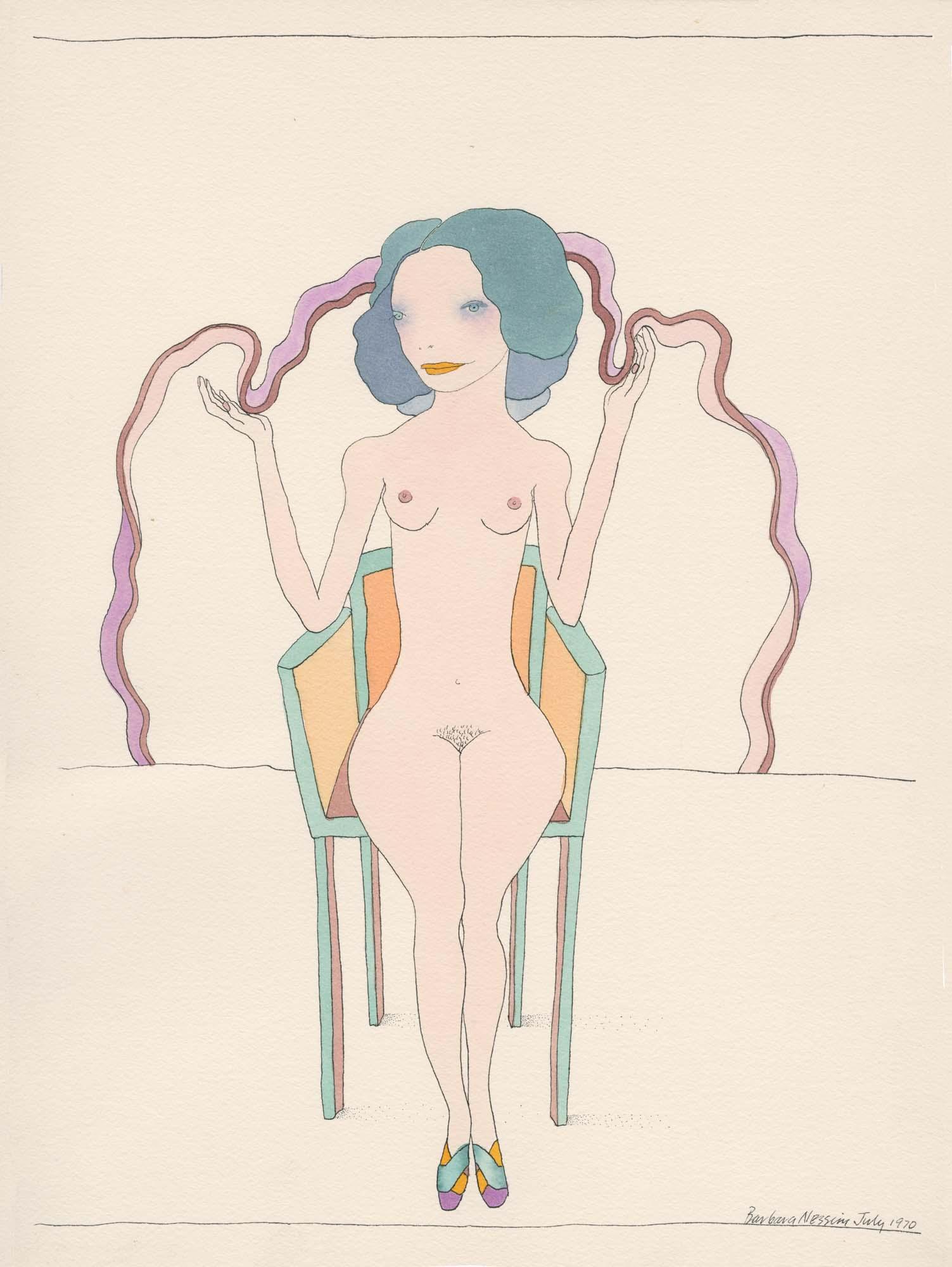 <I>Raising The Purple Ribbon</I>, 1970