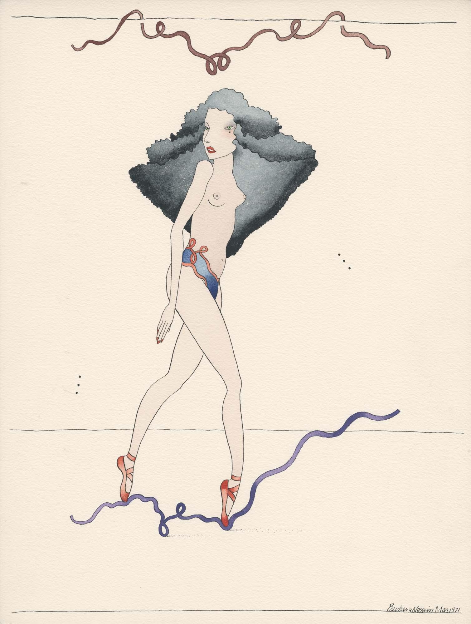 <i>Dancing on a String</i>, 1971