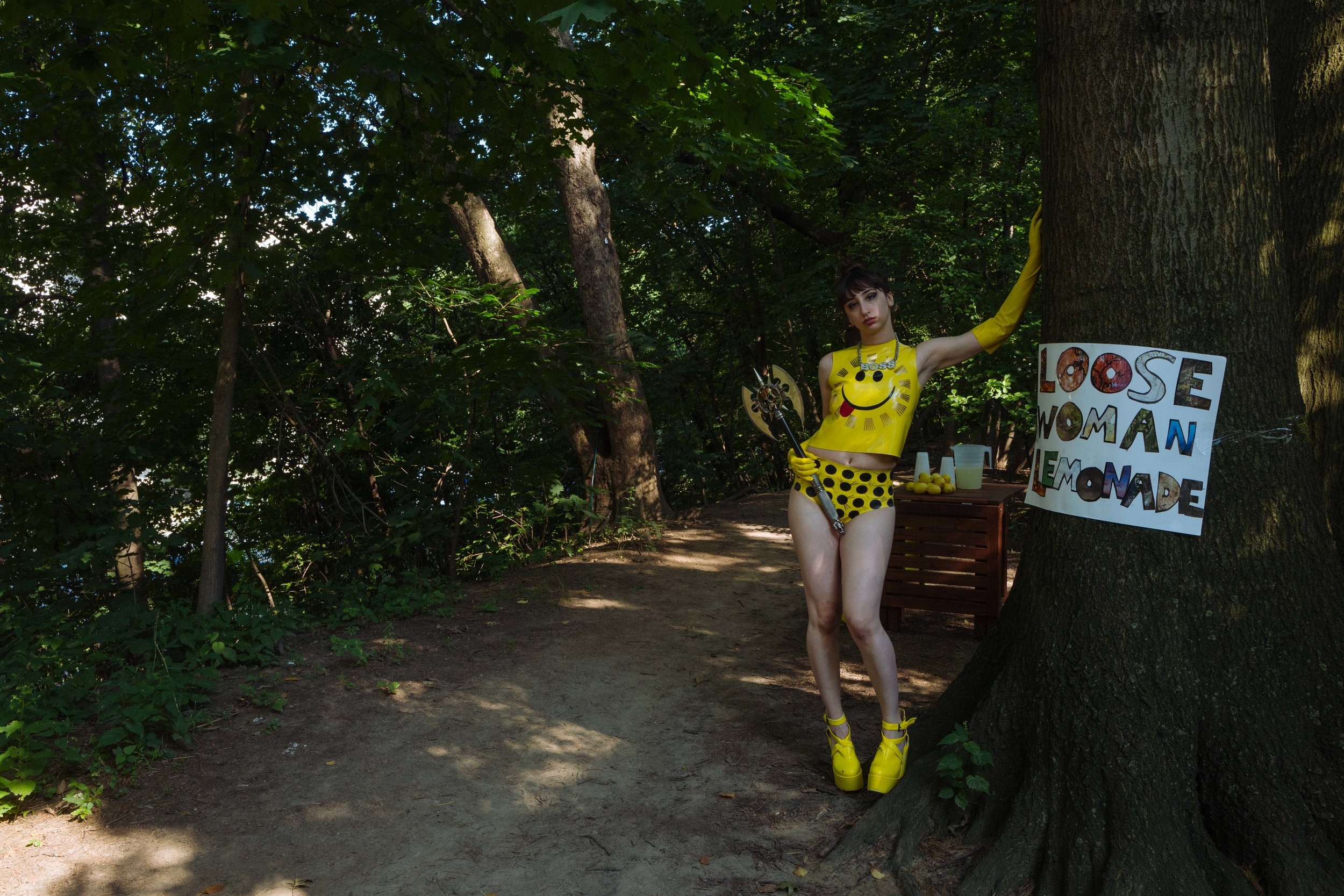 Loose Woman Lemonade