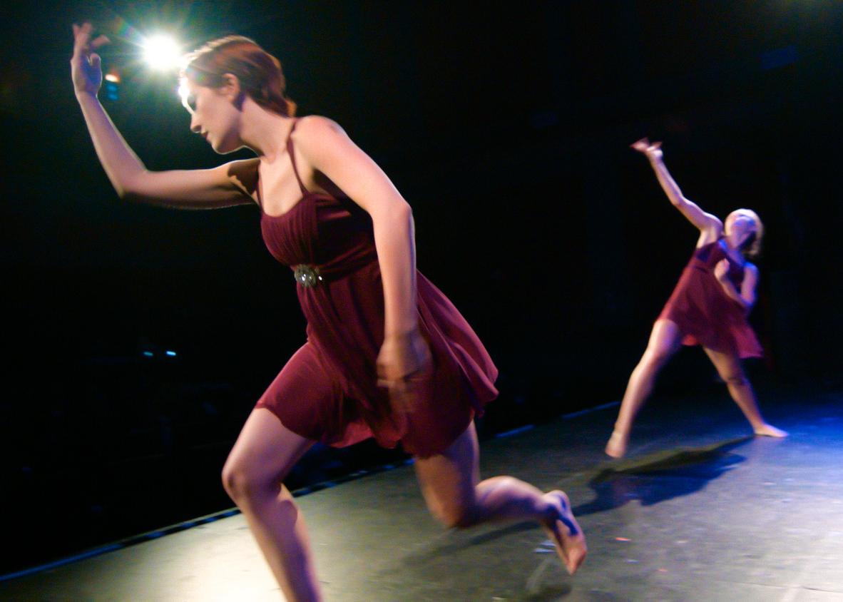 Haley Kehoe Dancer
