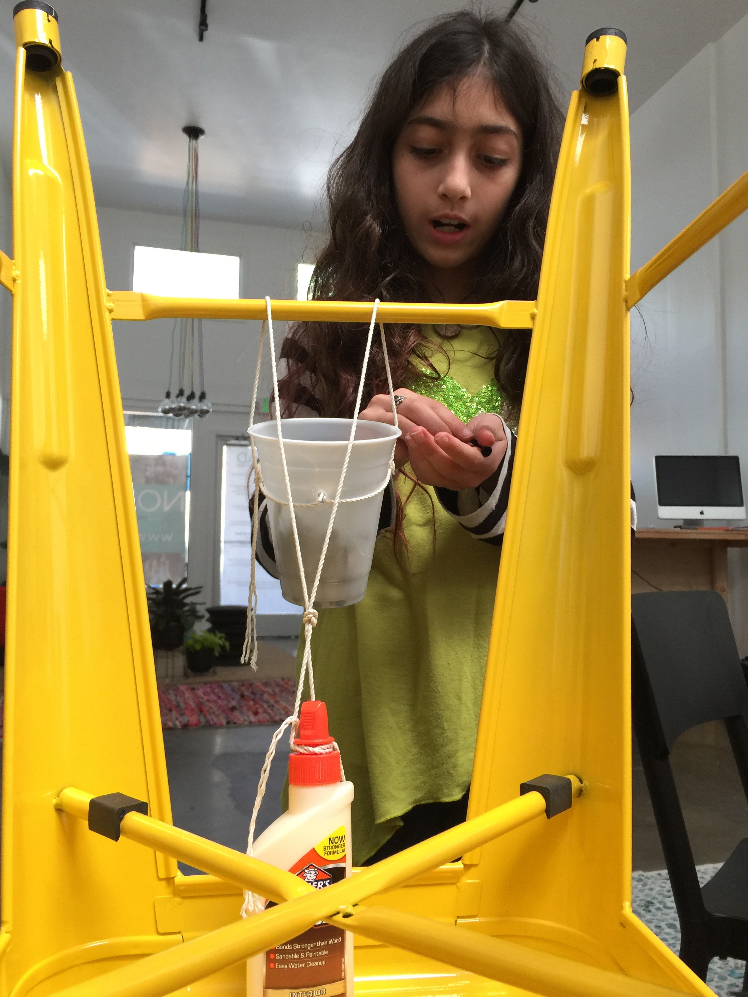 Pulley launch prototyping