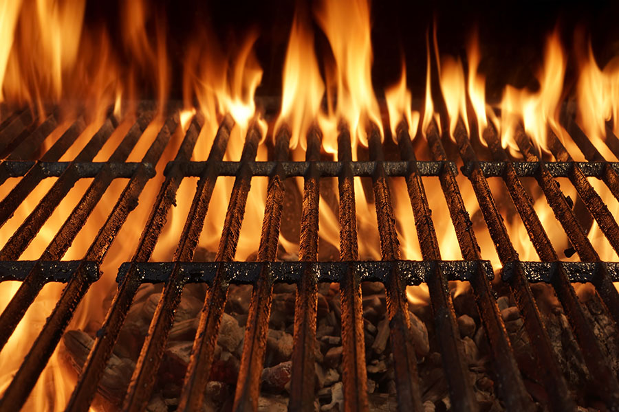 Our Grill