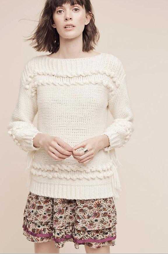 Saint Malo Sweater