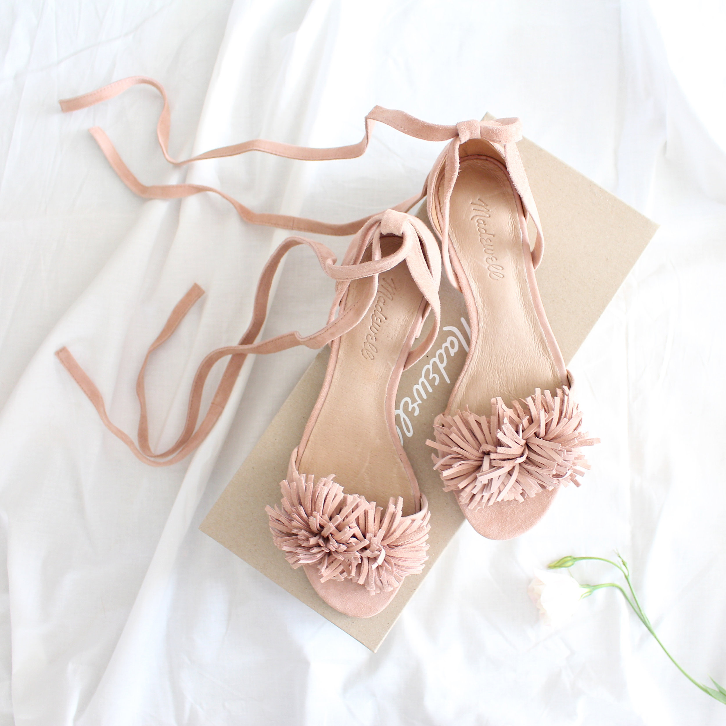How finding the perfect sandal gave Brittani Rose the final push to pursuing her dreams as a fashion illustrator. Read her story on  her blog.