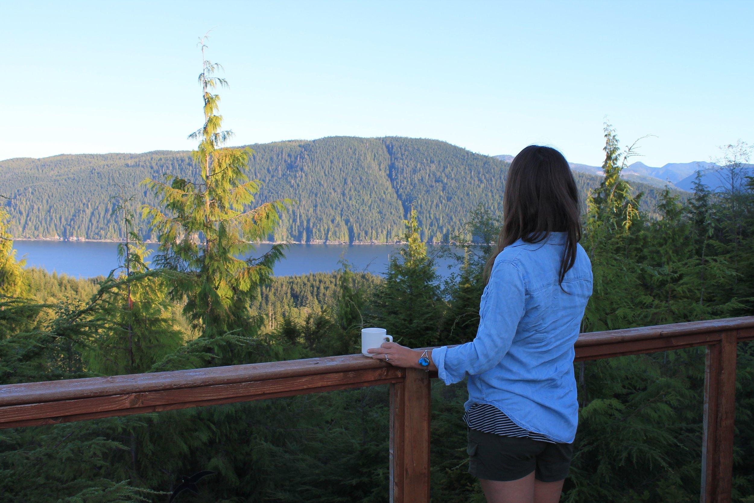 Yurt Views