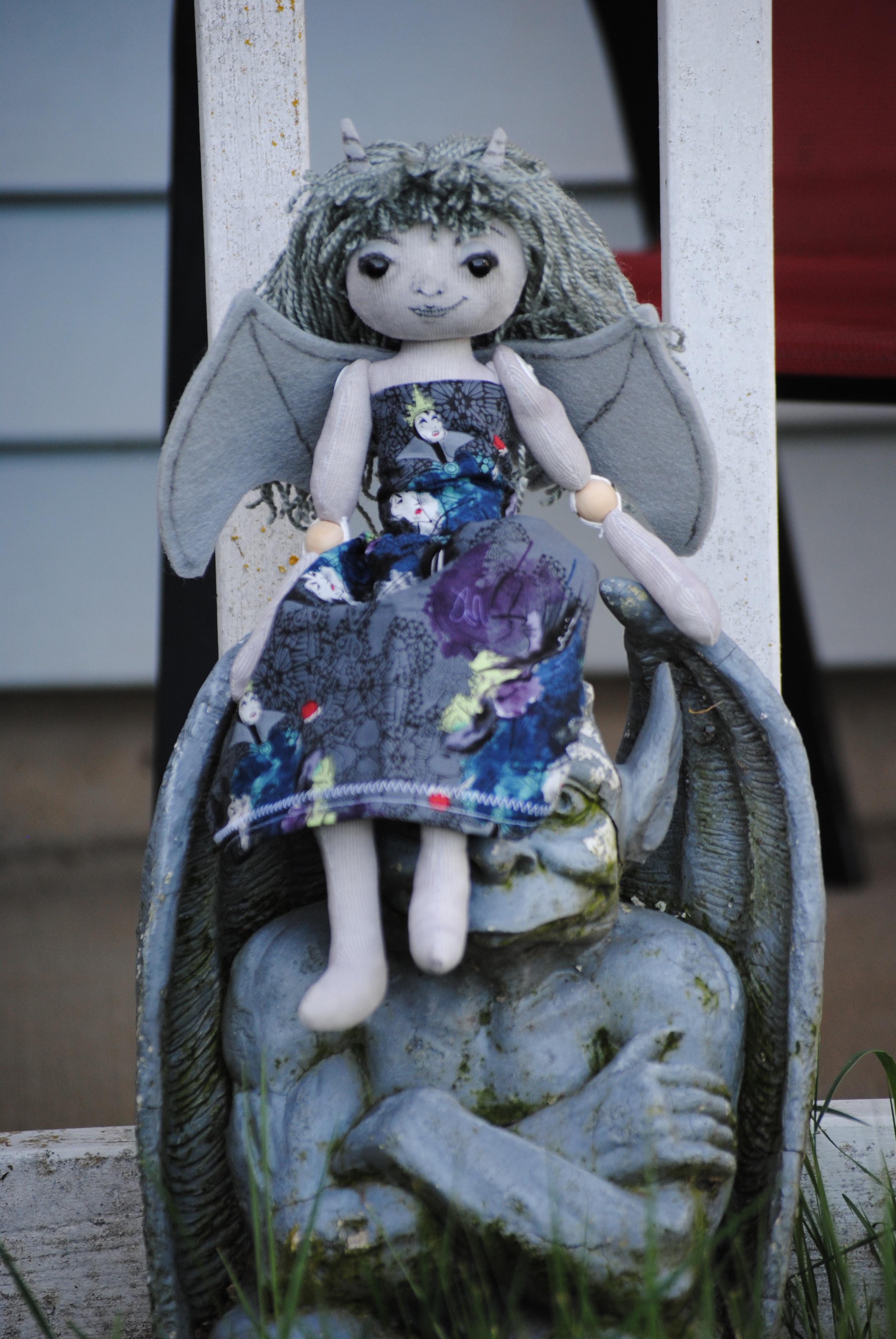 Little BEAginnings Gargoyle #1 031.JPG