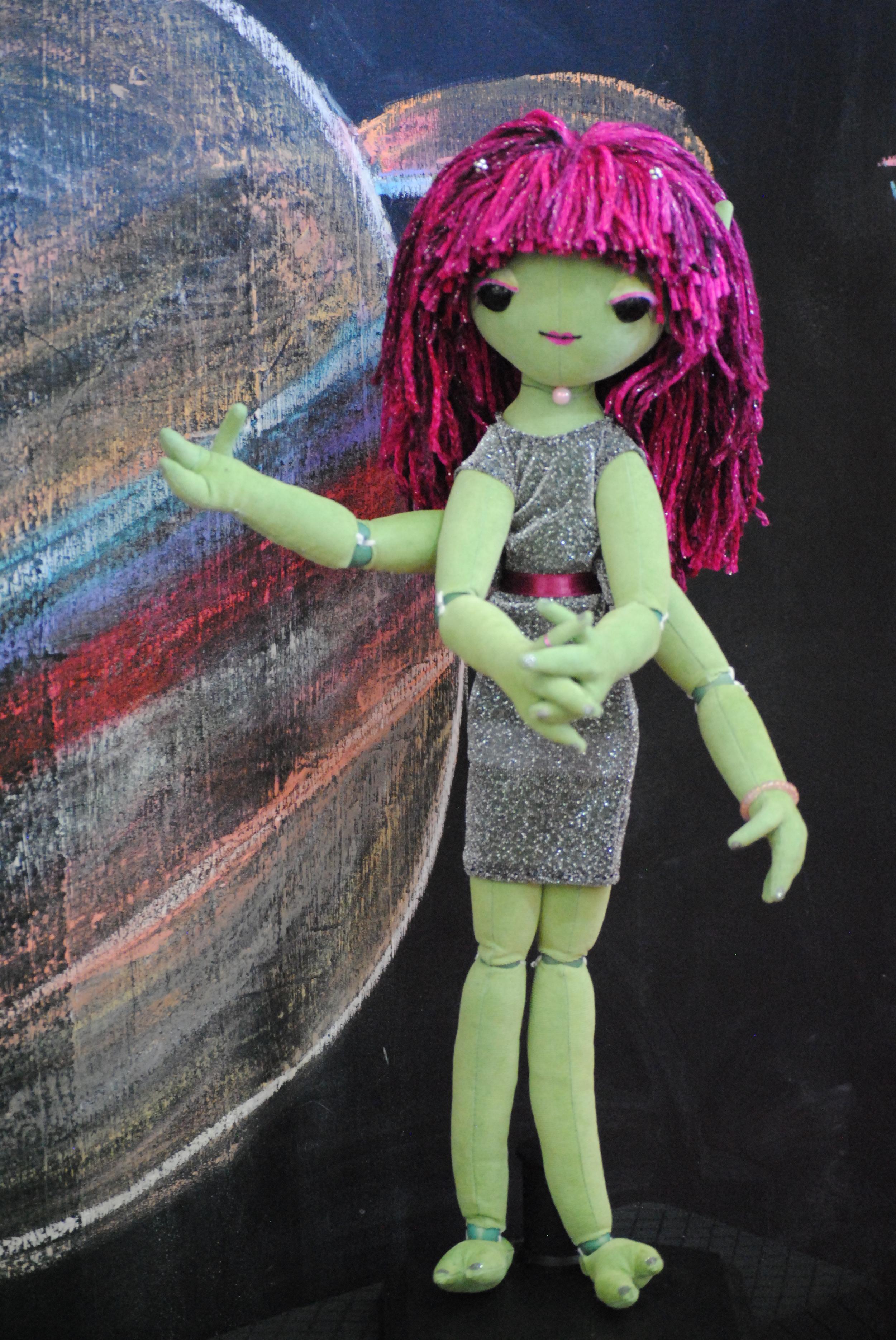 Creatures Phoebe the Alien.JPG