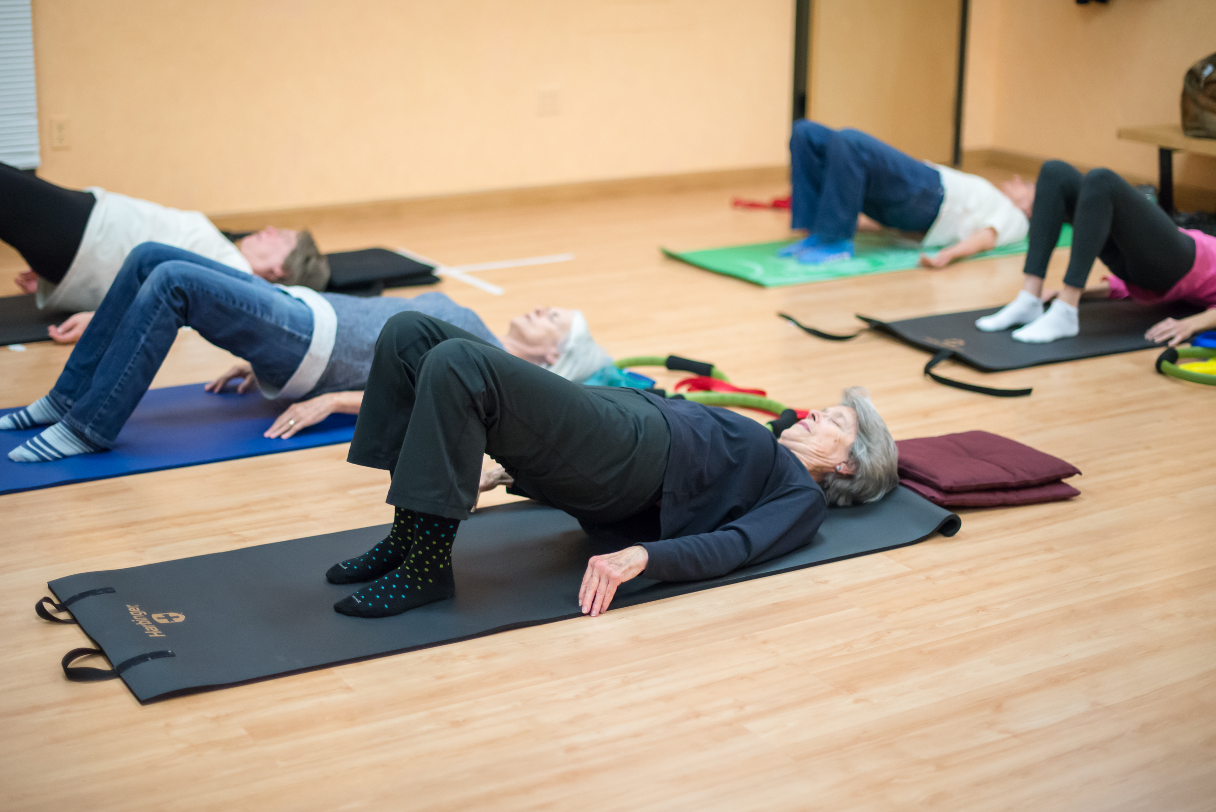 PILATES MAT - ONGOING GROUP CLASS