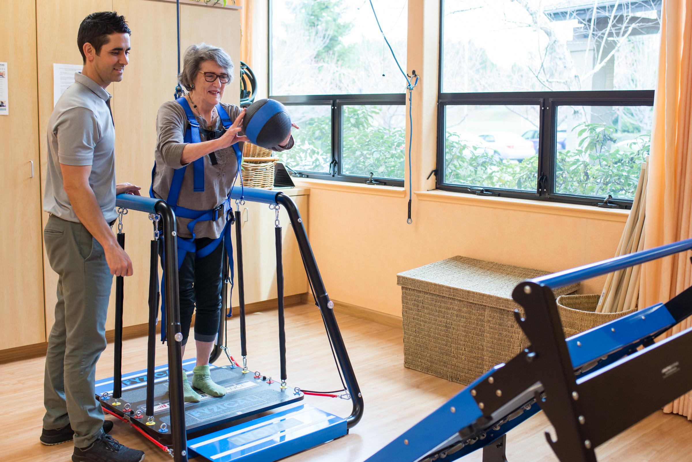 FYZICAL Balance Center   Fall Prevention | Dizziness Management | Vestibular Rehabilitation   LEARN MORE