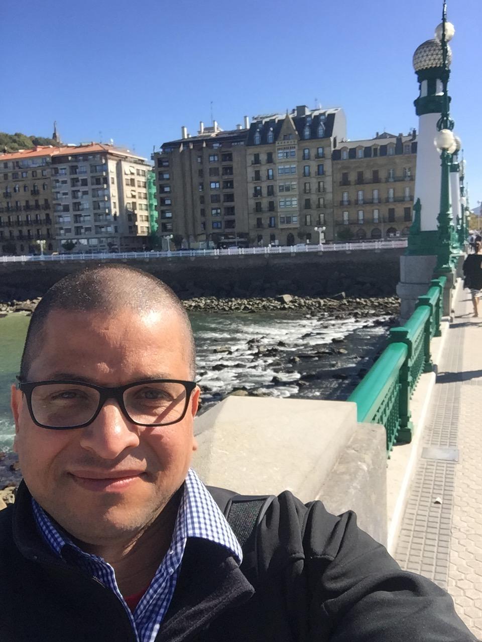 Cesar, San Sebastian 2018