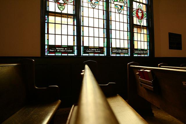 church volunteer