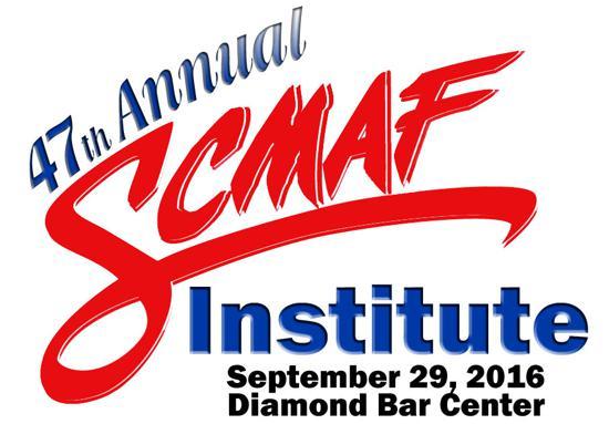 SCMAF Institute 2016
