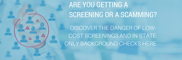 background screening standards